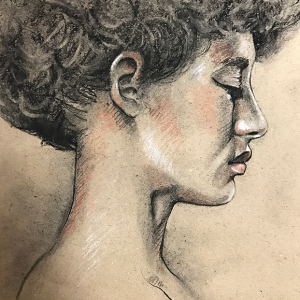 Woman with the Hair