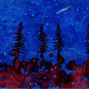 Cosmic Forest