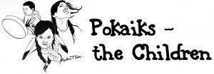 Pokaiks event poster by Kalum